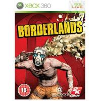 Buy cheap Borderlands (Xbox 360, 2009) from wholesalers
