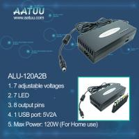 Buy cheap Almighty 120W Laptop AC Power Adaptor with 5V 2A USB -ALU-120A2B from wholesalers