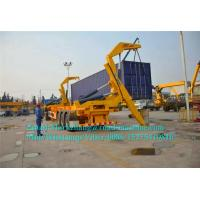 Buy cheap XCMG 20ft 40ft  Container Side Lifter 37 Tons Lift Capacity Box Loader Container Trailer from wholesalers