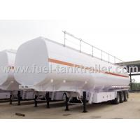 Buy cheap 10000 Gallon Fuel Transfer Tank Trailer , Fuel Storage Trailer Large Capacity from wholesalers
