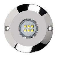 China 60W Underwater LED Lights OEM Service Accepted For Boat Pool Fountain Dock on sale