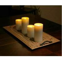 Buy cheap Multi-Color LED Wax LED Candle from wholesalers