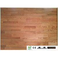 Buy cheap Oak solid Flooring ,Gunstock Color ,UV lacquer from wholesalers