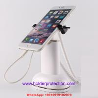Buy cheap COMER security cable clip locking stands Gripper for mobile phone anti-theft supports from wholesalers