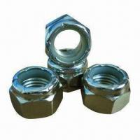 Buy cheap Nylon Lock Nuts, Customized Specifications are Accepted from wholesalers