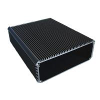 Buy cheap High Precision Aluminum Heat Spreader , Die Cast Heat Sink Nature Anodizing from wholesalers