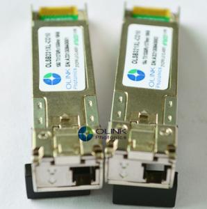 Buy cheap 100Base-BX WDM Bi-Directional SFP Module OEM factory product