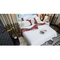 Buy cheap Bedding Sets Luxury Printed Cotton Queen King Size Hote Home Bed Quilt Duvet Cover from wholesalers