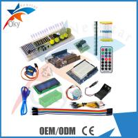 Buy cheap UNO Starter Kit Detail manua starter kit for Arduino with UNO R3 / 1602 LCD from wholesalers