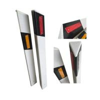 Buy cheap Highlight Reflective Warning Guiding Flexible PVC Delineator Post from wholesalers