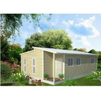 Buy cheap Light Steel Structure Frame Construction Prefabricated Granny Flat Homes from wholesalers