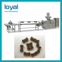 Buy cheap Automatic of High Quality Extruded Pet Food Production Line from wholesalers