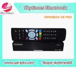 Buy cheap dvb-s2 free iptv set top box satellite tv receiver openbox V8 PRO from wholesalers