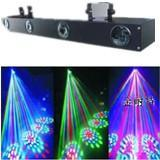 Buy cheap Four Heads RGB Stage Effect Light product