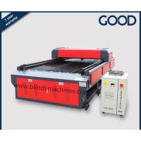 Buy cheap Roller blind automatic laser cutting machine/automatic feeding roller  blinds machines from wholesalers