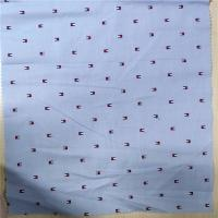 Buy cheap 100% Cotton Textile Fabric Bright And Clean Surface Brightly Colored from wholesalers