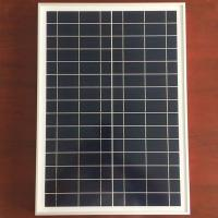 Buy cheap LEDs Solar High efficiency 24W polycrystal polycrystalline silicon solar panel components power supply from wholesalers