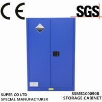 Buy cheap Hazardous Material Corrosive Storage Cabinet With 40mm 1.5 Of Insulating Air Space from wholesalers