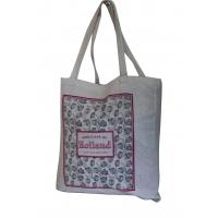Buy cheap Natural color 10az cotton Eco shopping bags personized printing Tote bag from wholesalers