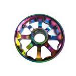 Buy cheap Vacuum Plating Metal Fabrication Parts Balance Car Wheel PVD Plating Fabrication from wholesalers