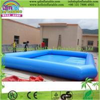 Buy cheap QinDa Inflatable Pool Toys, Swimming Pool, Water Park, Water Pool from wholesalers
