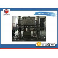 Buy cheap Water Plant Reverse Osmosis Filtration System , Reverse Osmosis Water Filter System from wholesalers