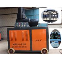Buy cheap Hydraulic Oil Automatic Rebar Coupler Machine , Double Cylinder Rebar Upsetting Machine from wholesalers