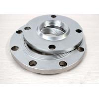 Buy cheap Silver Color Duplex Stainless Steel Flanges 2205 / Weld Neck Flange ANSI B16.5 from wholesalers