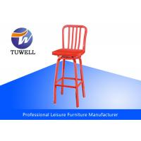 Buy cheap LexMod Aluminum Metal Emeco Navy Stool Replica In Garden Chairs from wholesalers