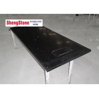 Buy cheap Easy Cleaning Fume Hood Parts Epoxy Resin Countertops High Temperature Resistant from wholesalers