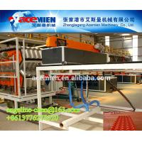 Buy cheap Plastic PVC imitation glazed roof tile production line with best price and best service product