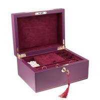 Buy cheap Watch Storage Leather Jewelry Box High Durability Custom Logo Easy To Use from wholesalers