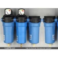 Buy cheap Aluminium SS 304 auto drain Compressed Air Filters with CE Level indicator from wholesalers