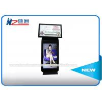 Buy cheap Digital Signage Dual Touch Screen Information Kiosk All In One Multi Function from wholesalers