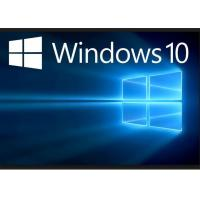 Buy cheap Upgraded Windows 10 Home COA License Sticker Automatically Updateable from wholesalers