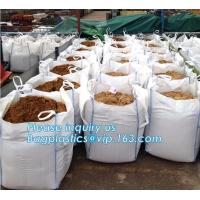 Buy cheap woven pp big bulk bag FIBC polypropylene bags,supply pp woven fibc bulk bag big bag for 500kg jumbo bag sling fibc, limi from wholesalers