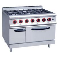 Buy cheap Easy Operating Industrial Gas Electric Oven , Gas Cooktop With Electric Oven from wholesalers