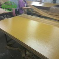 Buy cheap Beautiful Veneer plywood/Fancy plywood for Furniture  from Greentrend from wholesalers
