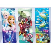 Buy cheap Promotional Plastic PP 3D Personalized Book Marks 3D Animal Bookmarks product