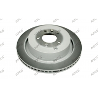 Buy cheap SDB000646 Car Rear Brake Disc For Land Rover Discovery 3 4 Range Rover Sports LR3 LR4 from wholesalers