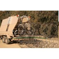 Buy cheap mobile security trailer/mobile security barrier/Rapid Deployment Barrier from wholesalers