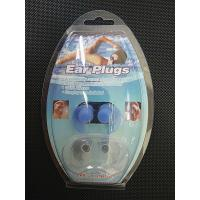 Buy cheap Travel Rubber Silicon Ear Plugs With Box , Waterproof Earplugs For Swimming from wholesalers