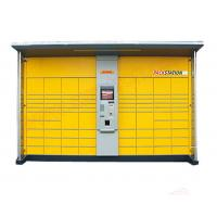 Buy cheap Smart Digital 19 inch touchscreen Post Parcel Delivery Electronic Locker in Public from wholesalers
