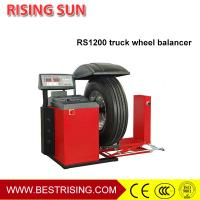 Buy cheap Self owned truck and car used Intelligent Wheel Balancer for garage product