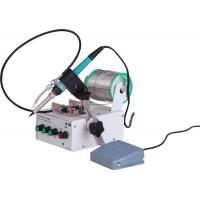 auto feed soldering station w foot pedal of ec91092565. Black Bedroom Furniture Sets. Home Design Ideas