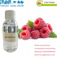 Buy cheap EU fruits flavor PG/VG mixed high concentrated Raspberry liquid flavoring for product