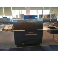 10KW / 46KW Restaurant Rack conveyor dishwasher ECO-M140 0.2kw Conveyor Pump