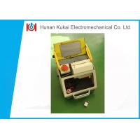 Buy cheap Desktop Electronic Key Cutting Machine SEC-E9 With Replaceable Clamp from wholesalers
