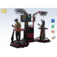 Buy cheap Good Space Phantom Virtual Reality Simulator Rides Standing For Amusement Park from wholesalers