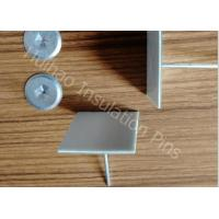 Buy cheap Stainless Steel Self Adhesive Insulation Pins For Ductwork Corrosion Resistant from wholesalers